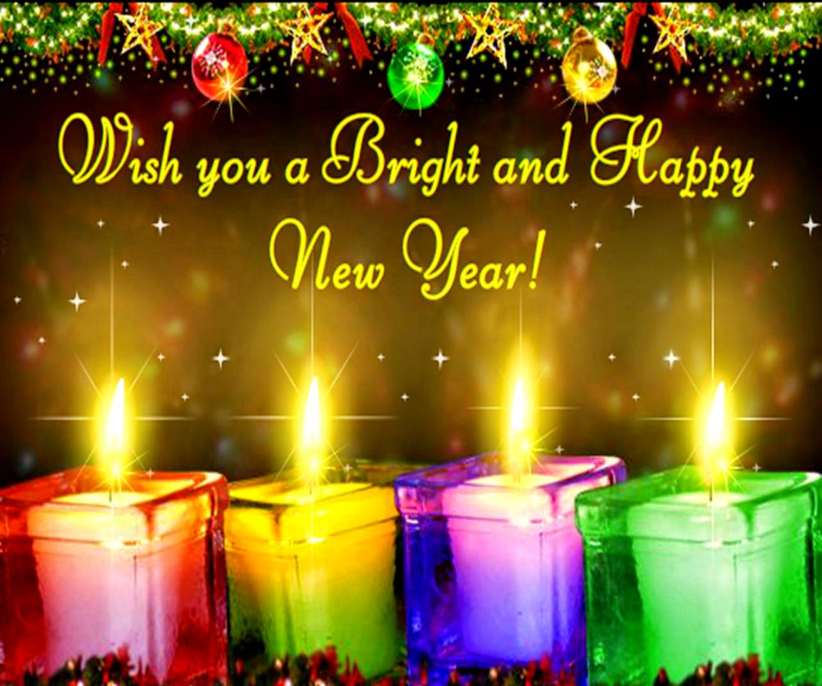 Happy New Year Cool Wallpaper Wallpapers Master