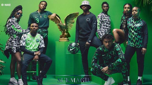 jersey nigeria, kaos jersey, baju jersey