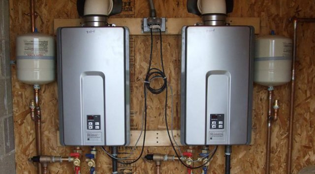 Tankless Water Heaters- Tankless Water heater repair and installation for your home