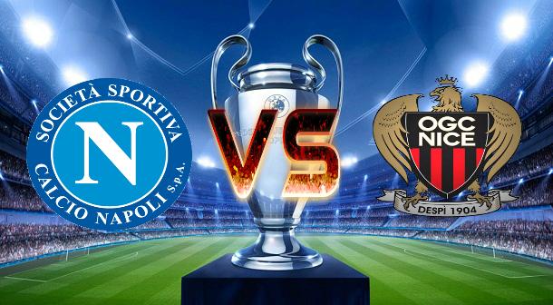 Prediksi Napoli vs Nice