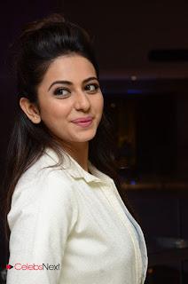 Actress Rakul Preet Singh Pictures at Sarrainodu Success Meet  0005
