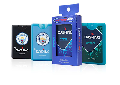 DASHING Anytime EDT, Cool, Active, Hattrick and Ultimate Kick, dashing size poket, harga minyak wangi size poket