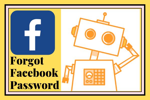Forgot Facebook Password