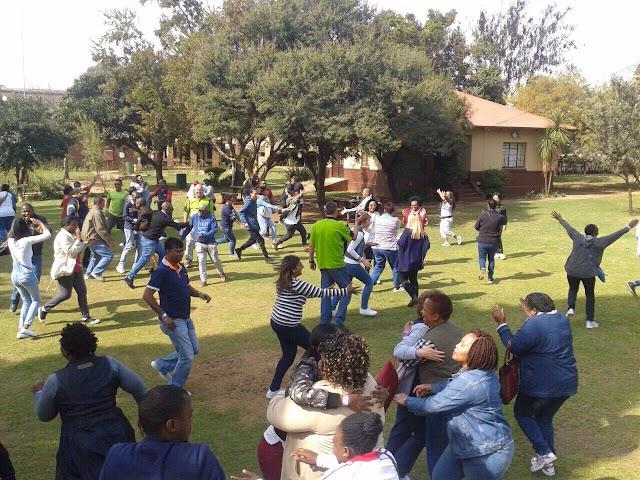 Survivor Team Building Johannesburg
