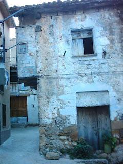 lo castellá, lo castellà, barrio, Beceite, Beseit, casco antiguo de Beceite 6