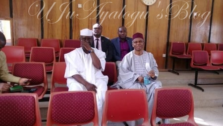 Politics El-Rufai, Deputy, Land In Court Over Libel Suit- See PHOTOS
