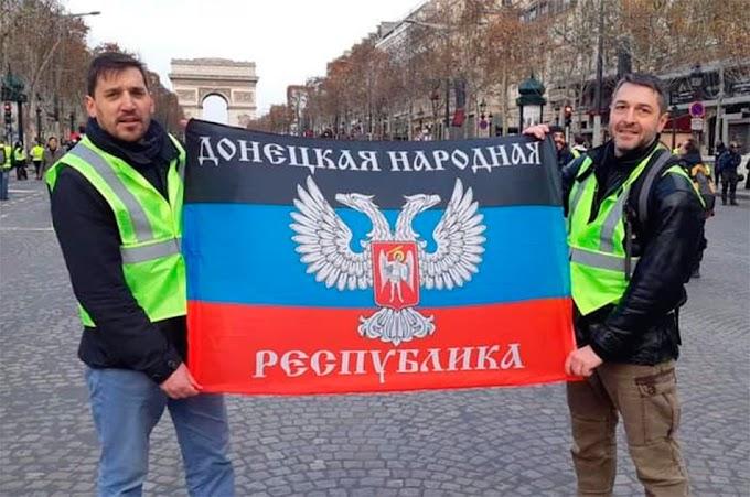 Почему мы отрицаем вмешательство в организацию митингов во Франции?