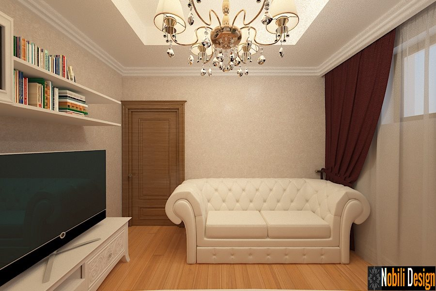 Design - interior - living - casa - candelabre - stil - clasic - Bucuresti