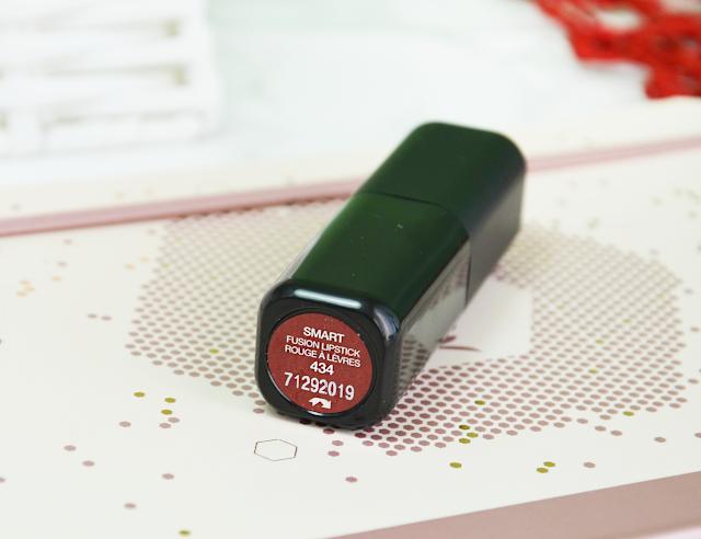 Kiko Smart Fusion Lipstick 434 Chestnut