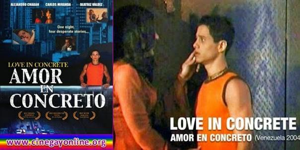 Amor en concreto, película
