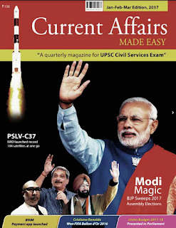 CURRENT AFFAIRS MAGAZINE MADE EASY PDF