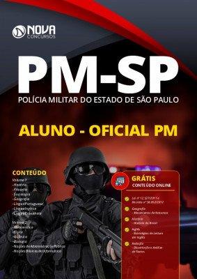 Apostila Concurso Polícia Militar SP 2020 PDF e Impressa
