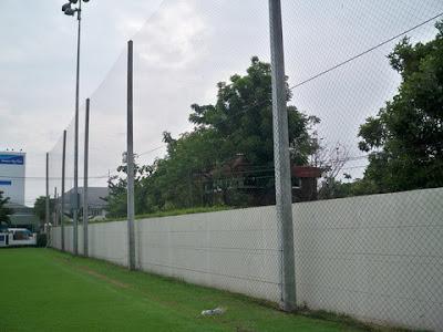 ตาข่ายสนามฟุตบอล สนามฟุตบอลคริสตัลปาร์ค4