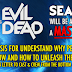 Ash VS Evil Dead would be able to become a masterpiece, but...
