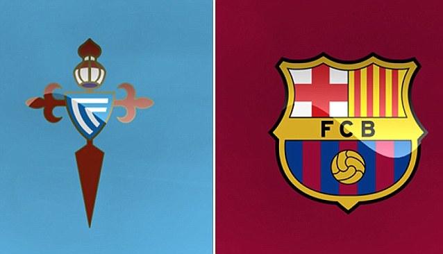 Celta Vigo vs Barcelona Full Match And Highlights