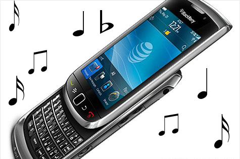 download ringtone original blackberry