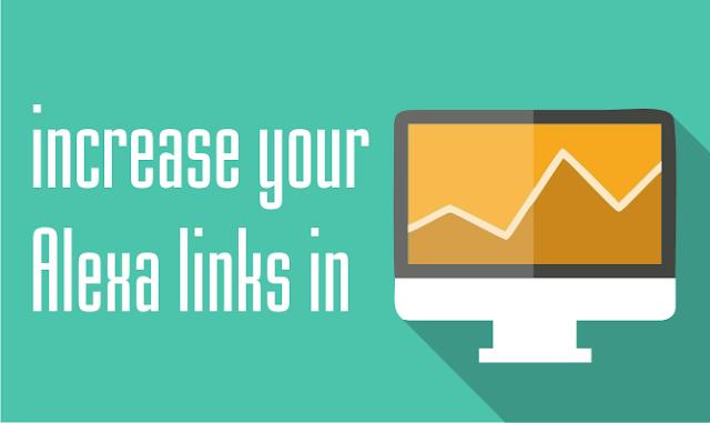 Tips Ampuh Tingkatkan Links In Alexa
