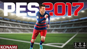 PES 2017 Apk & OBB Data For Android Available For Download Here