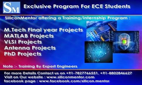 SiliconMentor: VLSI Training in Delhi NCR