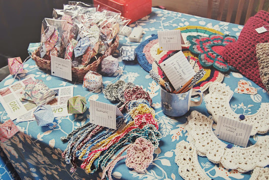 My first craft fair (part 1)