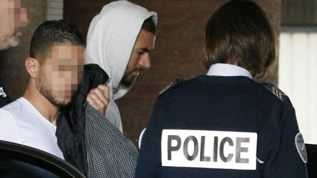 Benzema, involucrado en un caso por blanqueo y tráfico de drogas