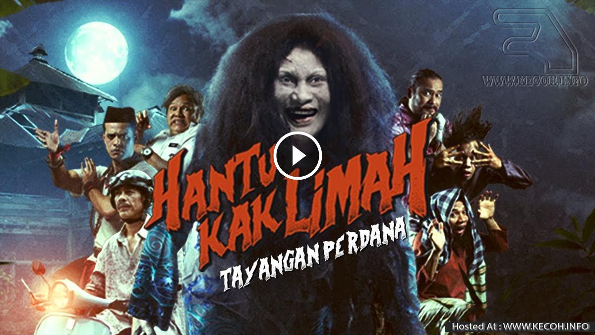 Tonton Hantu Kak Limah Full Movie