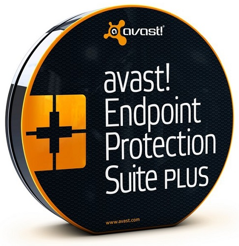 Avast! Endpoint Protection Suite Plus 8.0.1607 poster box cover