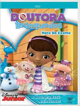 Doutora Brinquedos: Hora do Exame – DVDRip AVI + RMVB Dublado