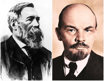 in defense of communism vladimir lenin v i lenin writes about engels a great fighter and teacher of the proletariat