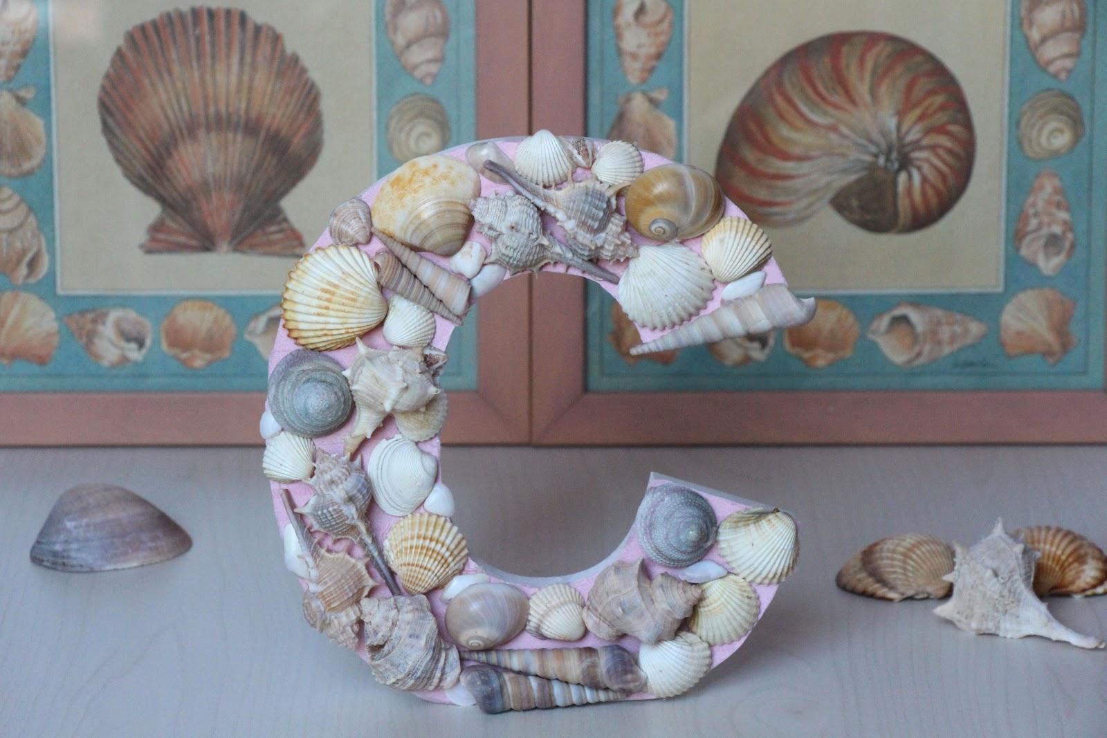 Mesa Decoradas Con Conchas