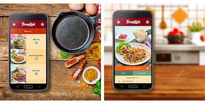 ResepKoki, Aplikasi Daftar Resep Masakan Indonesia