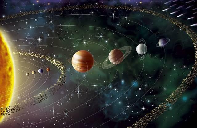 Mike Brown, un astrónomo planetario de la Universidad de Caltech, estima que el hipotético «Planeta Nueve» parece estar dando vueltas al Sol en una órbita super-alargada.