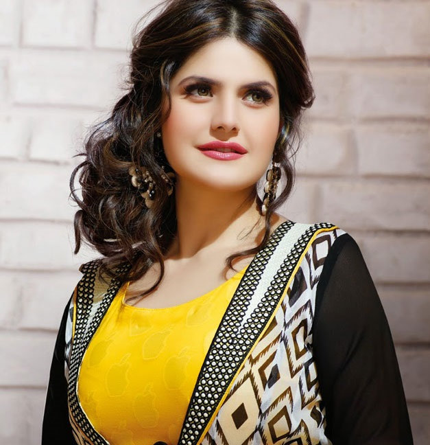 actress zarine khan biography