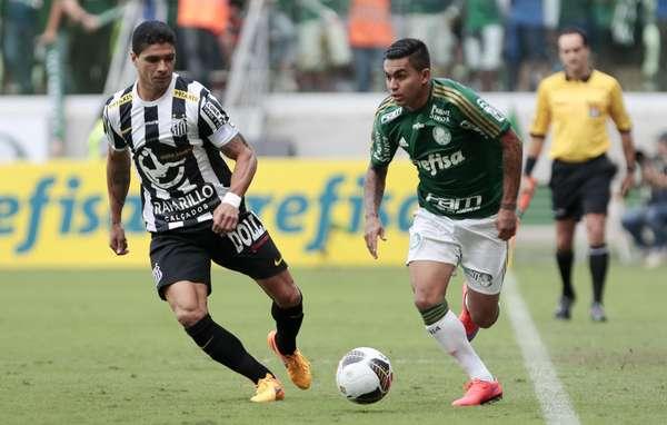 Horário do Jogo Palmeiras e Santos 14 de Junho 14-06-2017