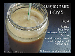 A Smoothie a day keeps the doctor away!