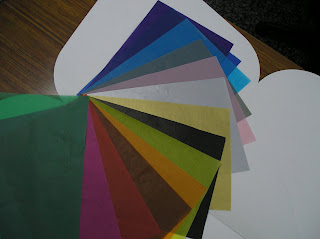 papel seda colores
