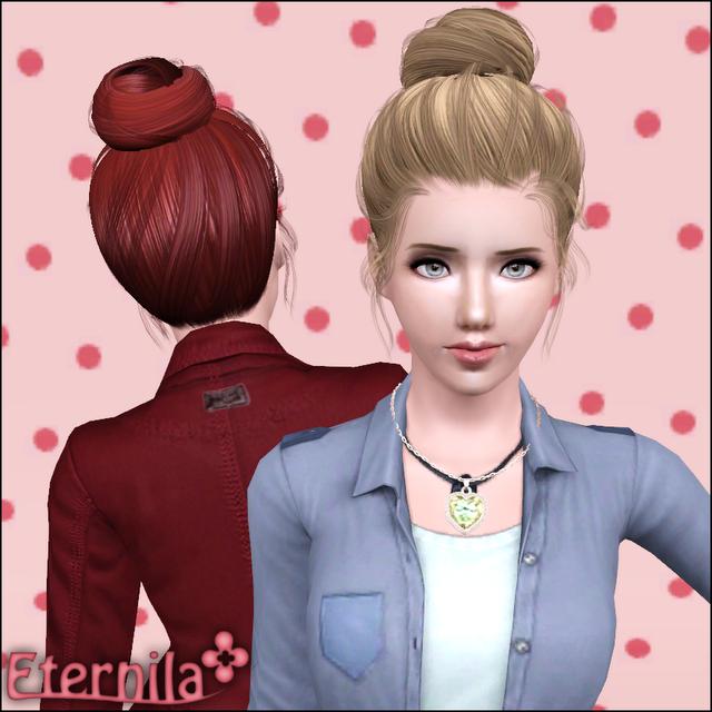 Download Hair: My Sims 3 Blog: Newsea Sakura Retextures By Eternila