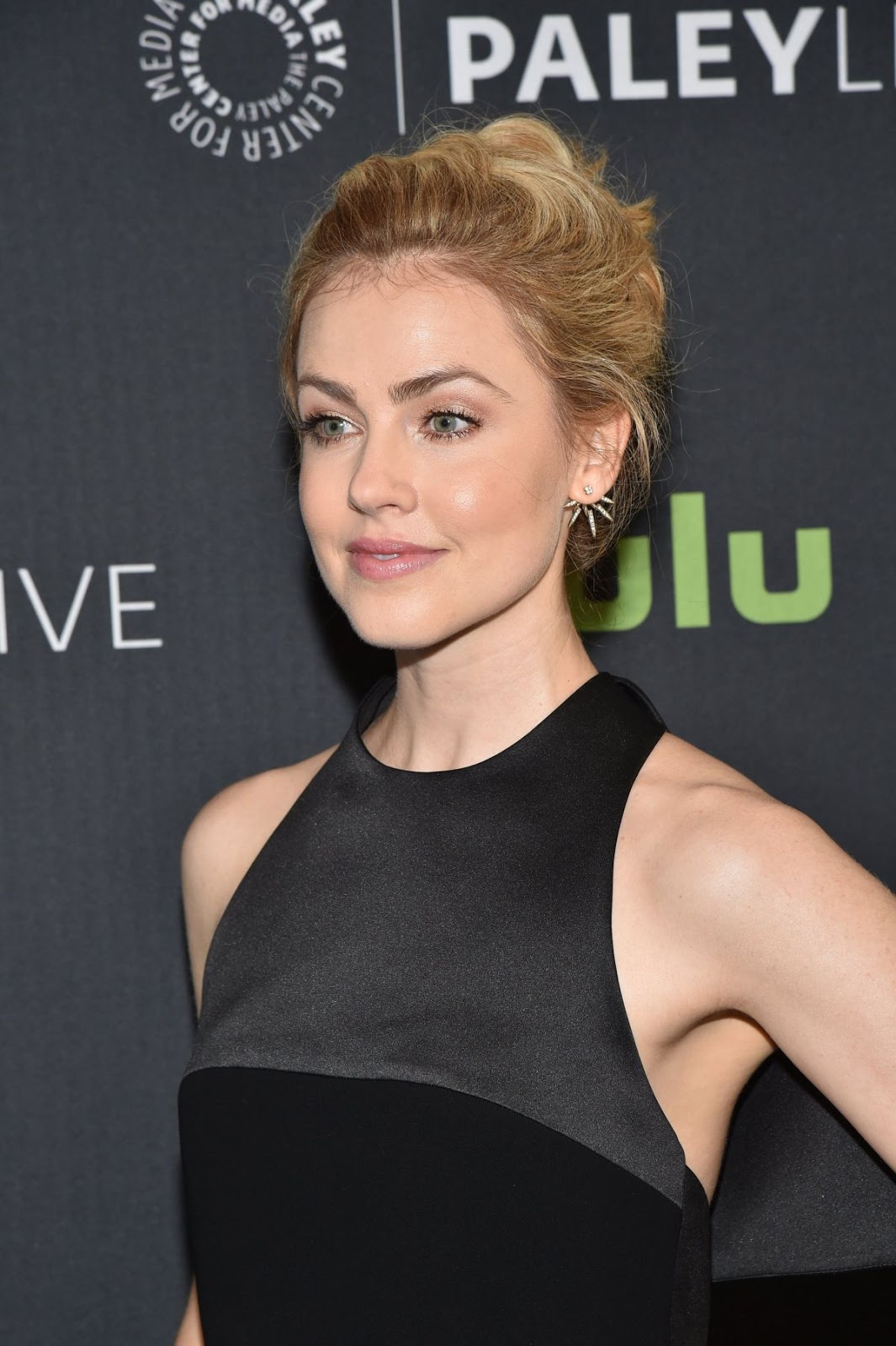 'I Am Wrath' actress Amanda Schull at Paleylive La an Evening With 12 Monkeys in Beverly Hills