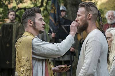 Vikings Season 5 Jonathan Rhys Meyers Image 1