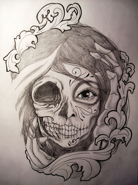 20 Catrina Dibujos De Gangster Pictures And Ideas On Meta Networks