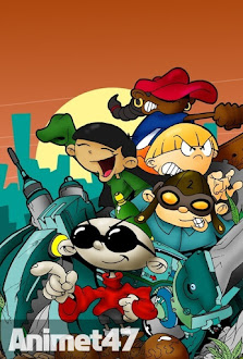 Codename: Kids Next Door - Hoạt Hình Kids Next Door 2013 Poster