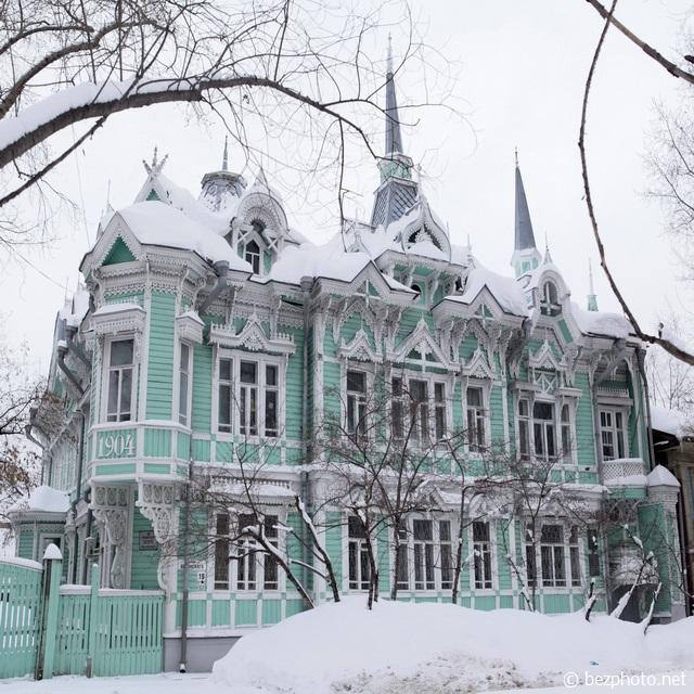 томск дом хомича