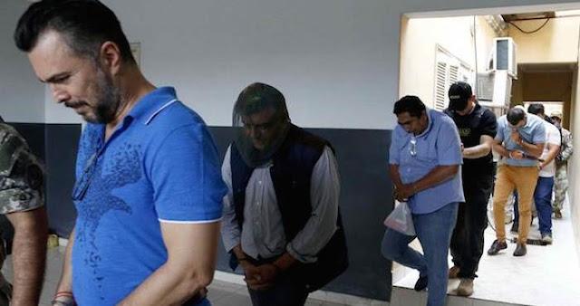 """Un miembro del Cártel de Sinaloa y otro de Los Zetas son extraditados a EU; 11 años para operador de """"El Chapo"""""""
