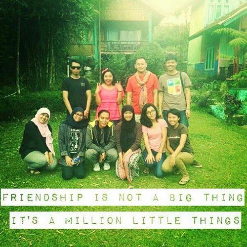 Motto Nolla #43 - Friendship
