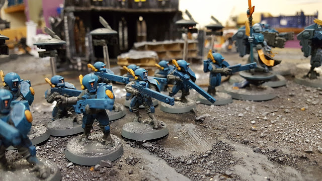 tau fate of konor mugulath bay mu'gulath t'au start collecting paint scheme