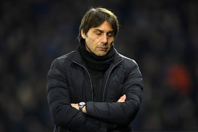 Just In! Chelsea sack manager Antonio Conte