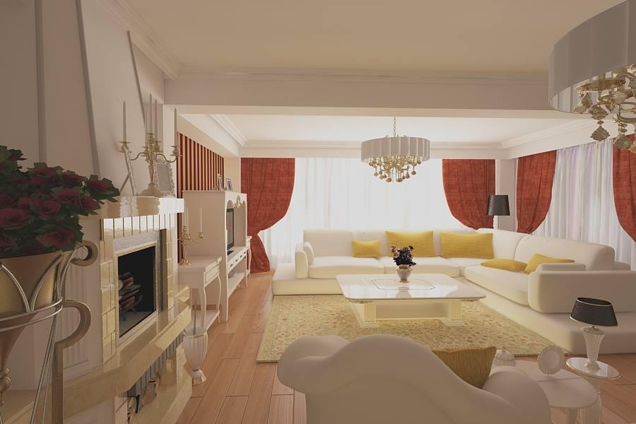 Design interior case vile Bucuresti - Amenajari Interioare case clasice / Arhitect Bucuresti