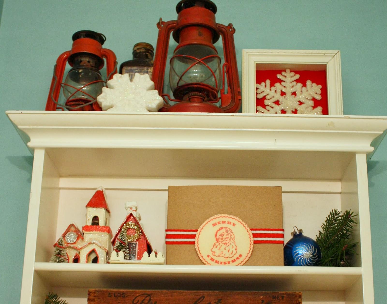 The Pink Peony Of Le Jardin: Christmas Home Tour~Powder Room