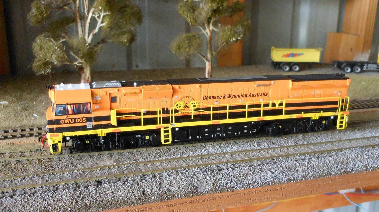 Andrews Main South Line Auscision C43 44 And The Beginning Of 2017 Head Lights For Model Trains First To Be Programmed Was 6001 Which Immediately Hit A Snag With Been On All Time No Problems Gwu 005 It Fine