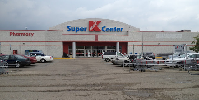 Dead And Dying Retail Kmart Anderson Sc